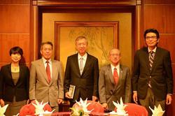 2015年7月在マレーシア日本国大使館文化広報支援