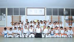 2015年7月マレーシア養神館少年部特別講習会