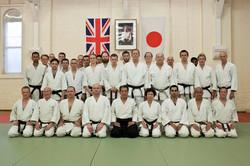 2012年5月イギリス/ロンドン講習会