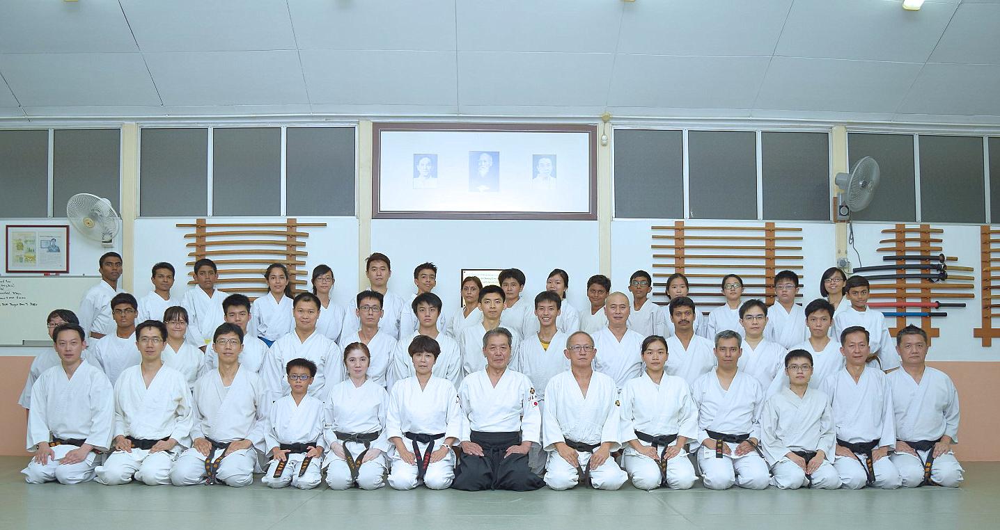 2015年7月マレーシア養神館特別講習会