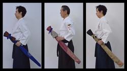 山梨養神館オリジナル竹刀入れ 2,000円