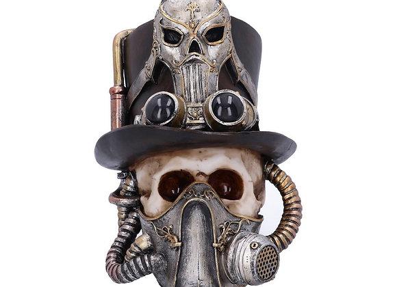 Breathe Easy skull (19cm)