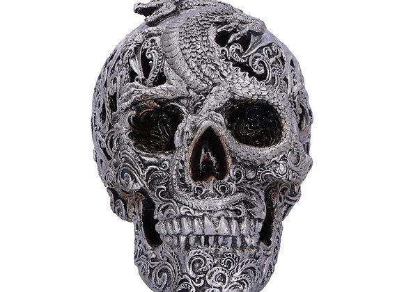 Cranial Drakos Silver (19,5cm)