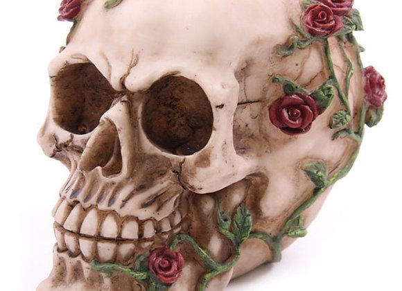 Rose from Beyond Skull (11 cm)
