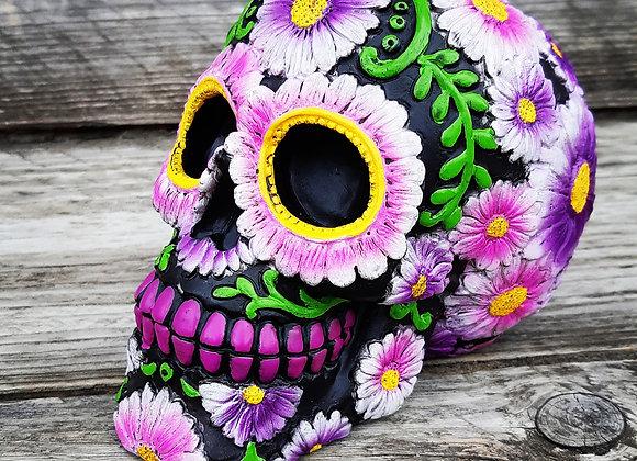 Sugar Petal Skull (12cm)