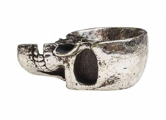 Skull Trinket Dish(9cm)