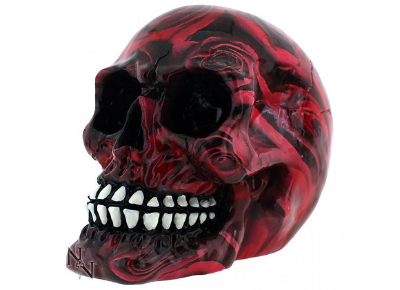 Romantic Skull mini (8 cm)