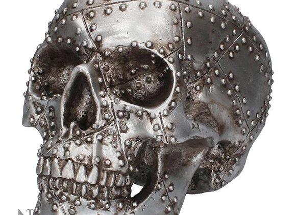 Rivet Head Skull (19cm)