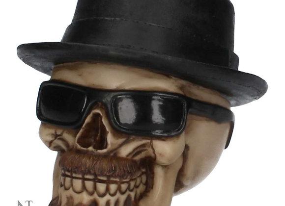 Badass skull (15cm)
