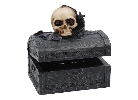 Dark Shroud Skull Box (15,5cm)