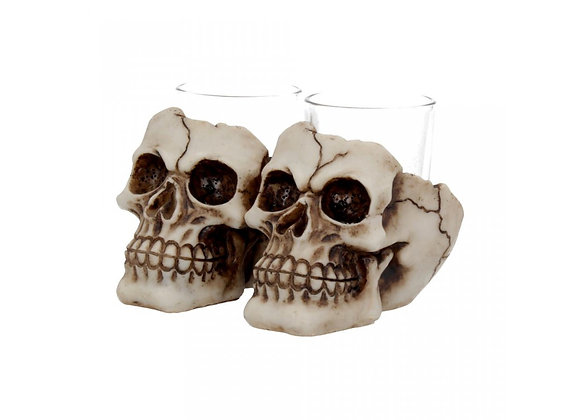 Skull Shotglass 1pc