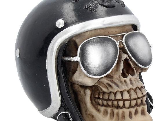 The Enforcer skull (16cm)