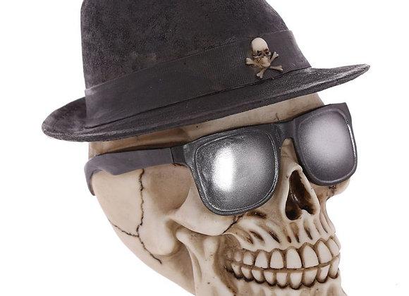 Gangster skull (15cm)