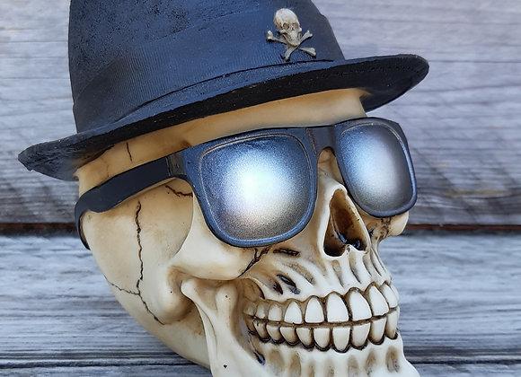Gangster skull (16,5cm)