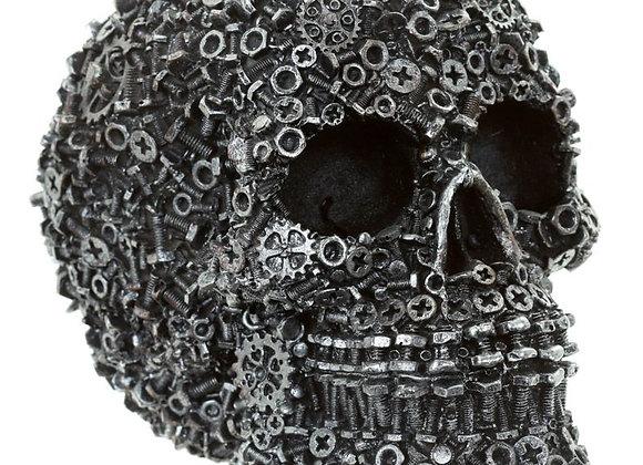 Screwed Skull (12 cm)