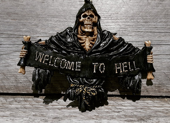 Welcome to Hell (25 cm)