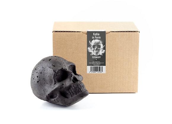 Skull BBQ Briketten XL (1 stuk)