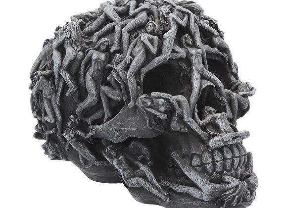 Hell's Desire Skull (18cm)