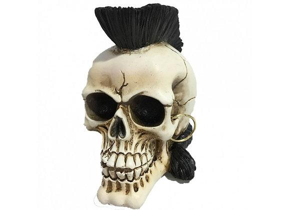 Punks not Dead skull (16 cm)
