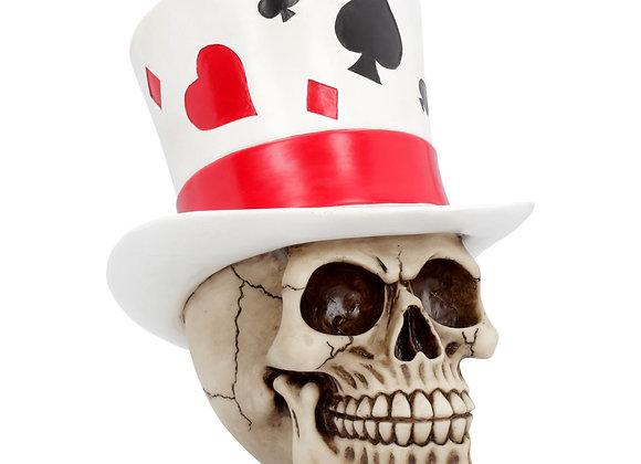 Casino Jack Skull (20cm)