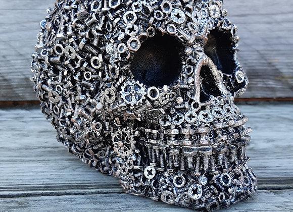 Screwed Skull