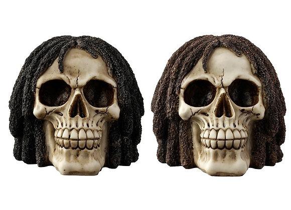 Rasta Skull (12 cm)