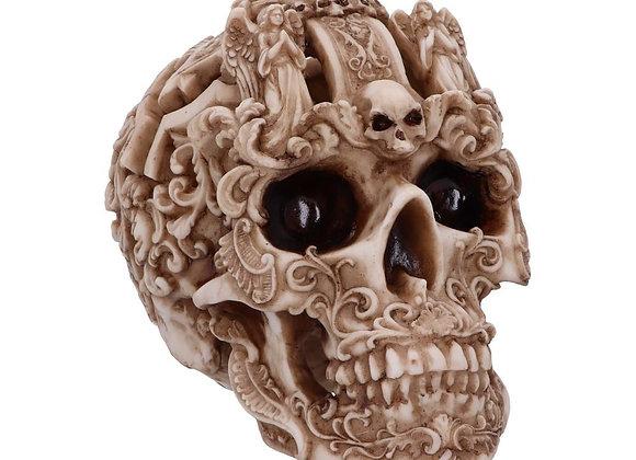 Gothic Skull (18cm)