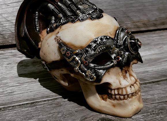 Dreadlock Device Skull (18cm)
