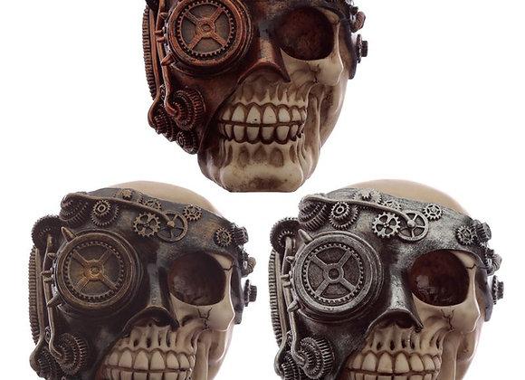 Steampunk Skull (12 cm)