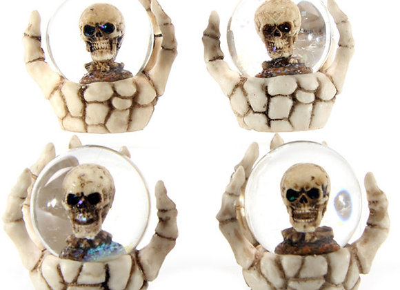 Snowball Skull (8 cm) 1pc