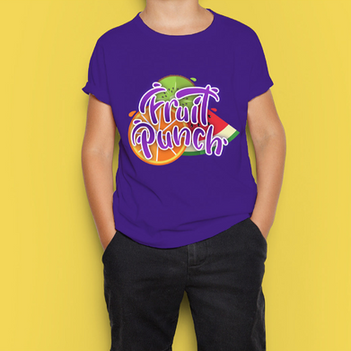 Fruit Punch · A Kids Ministry Branding