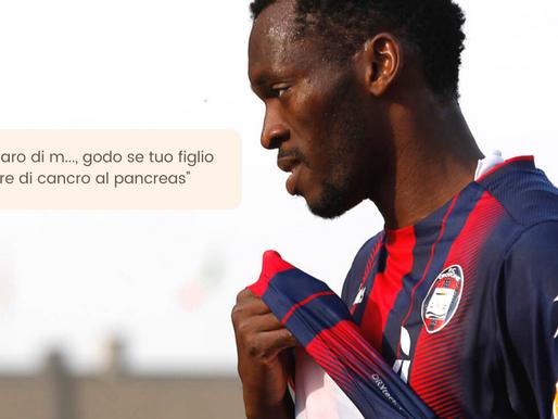 Simy, insulti sui social: l'ennesimo caso di razzismo nel calcio
