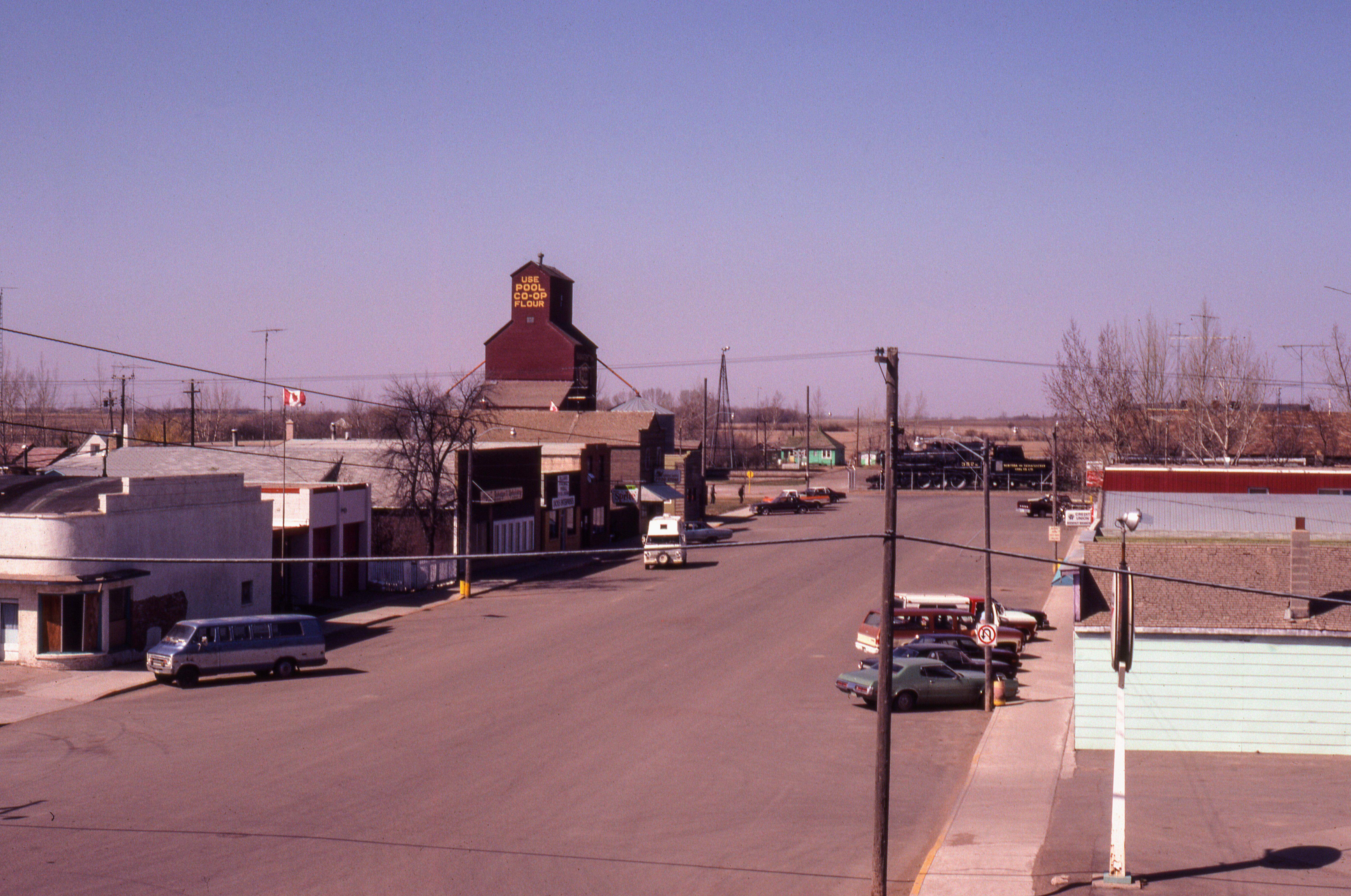 Bienfait Main Street