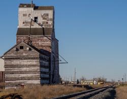 Gainsborough Grain Elevator
