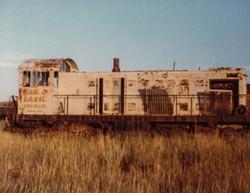 M&S Diesel Abandoned