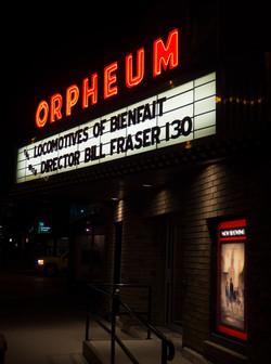 Film Premiere at the Orpheum Theatre