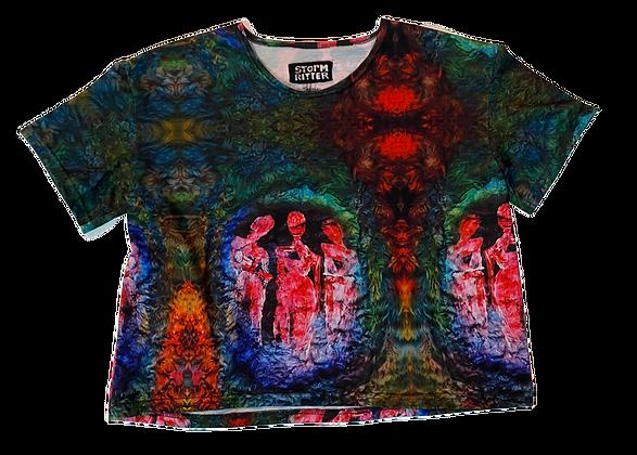 S/M Crop - Shag Pad VII T-Shirt