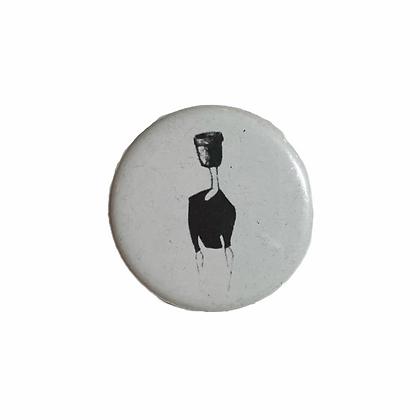 Pothead Pin