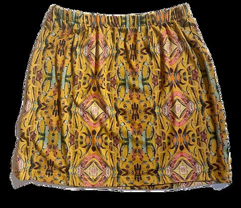 XS - Mini Skirt - Mean Girls Fabric