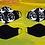 """Thumbnail: Unique """"Retro Fuck"""" Face Mask"""