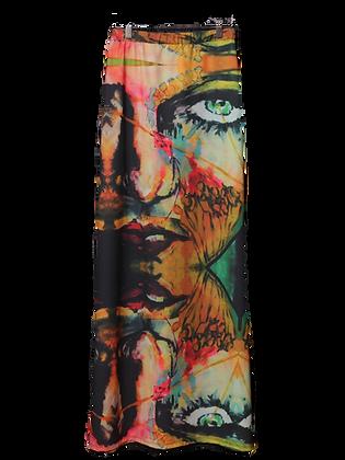 Internal Inferno Maxi Skirt