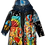 Thumbnail: S - Punked, Painted, Patched Denim Outerwear Long Coat