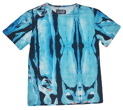 S - Icy Heart T-Shirt