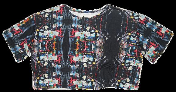 S/M - Enter & Exit Cropped T-Shirt