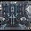 Thumbnail: Blew Blue Neck 2x Pocket Square