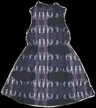 S/M - Purple Aura Dress