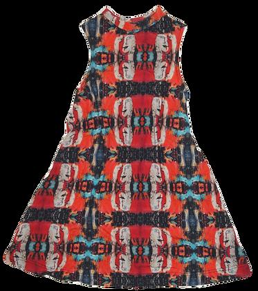 Caked On Dress