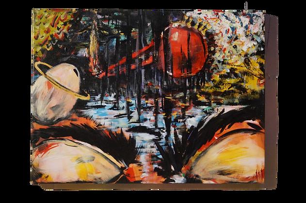 """""""Divine Gift"""" Canvas (18x24)"""