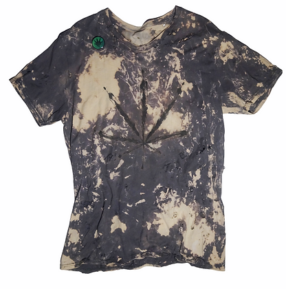 "L - ""The Pot People - Bleached"" T-Shirt"