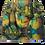 Thumbnail: XS - Mini Skirt - Chartrueuse Conception